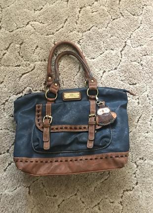 Зручна та стильна сумка