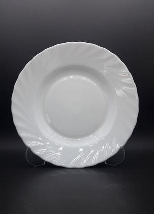Тарелка суповая luminarc(франция) 23cм