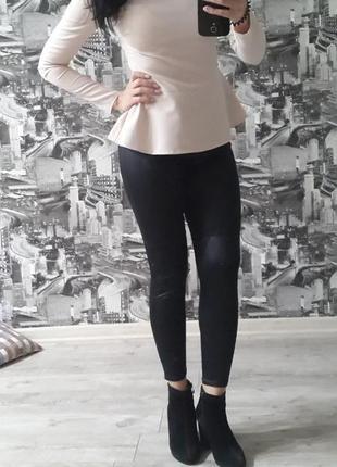 Блуза zara/блузы