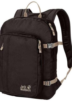 Новий рюкзак jack wolfskin campus 24 л