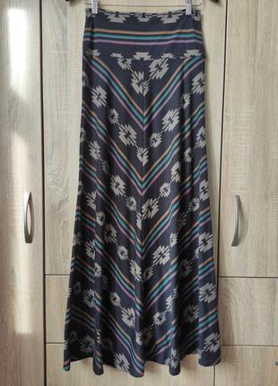Спідниця максі; юбка макси