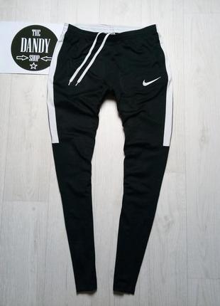 Спортивные штаны nike dri-fit, размер м