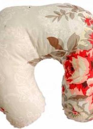 Рогалик - подушка для подорожей.