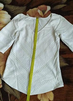 Вышиванка. рубашка блузка с украинским орнаментом