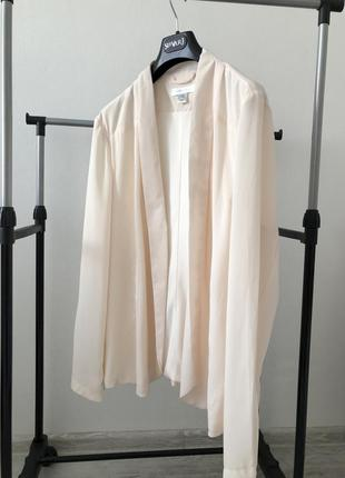 Продам летний шифоновый пиджак