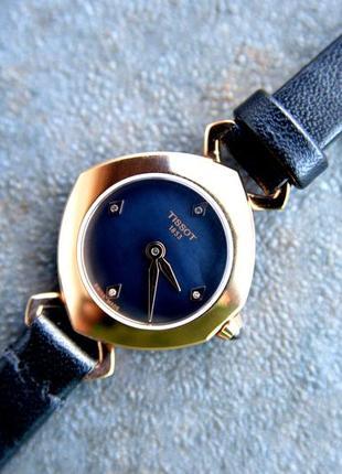 -50% скидка! женские часы с бриллиантами tissot подарок девушке