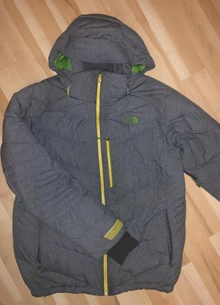 Пуховик the north face floccus down 600 fill power