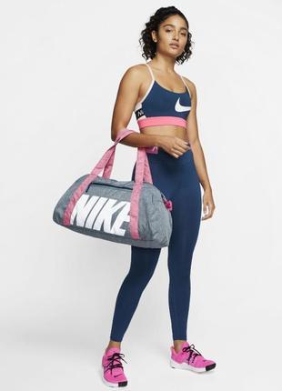 Спортивная сумка nike w nk gym club оригинал арт.ba5490-432