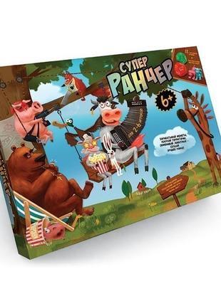 Настольная игра супер ранчер - danko toys g-fl-01-01