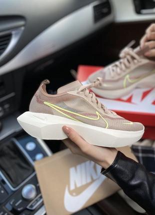 Nike vista lite pink розовые🔺женские кроссовки макни серый матовый🔺36-40