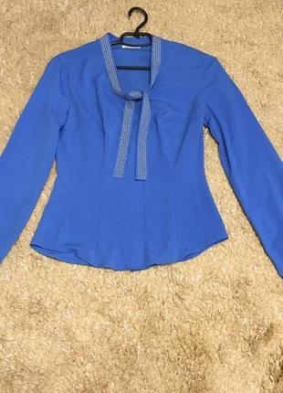 Шифоновая блуза zarina рубашка тренд