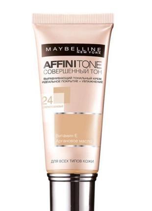 Тональний крем maybelline