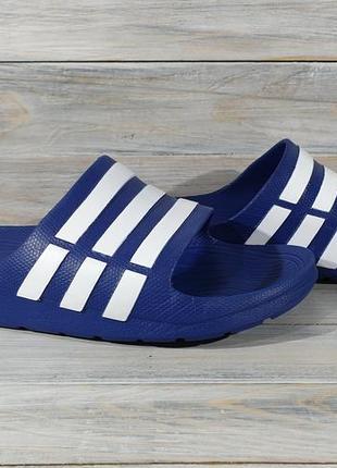 Adidas duramo slide оригинальная обувь орігінальне взуття