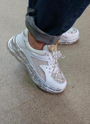 Модные, летние  кроссовки