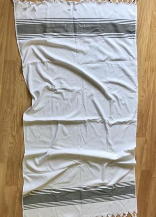 Пляжное полотенце,покрывало,плед lanvin parfums2 фото