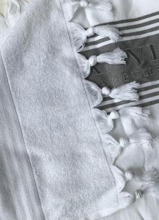 Пляжное полотенце,покрывало,плед lanvin parfums4 фото