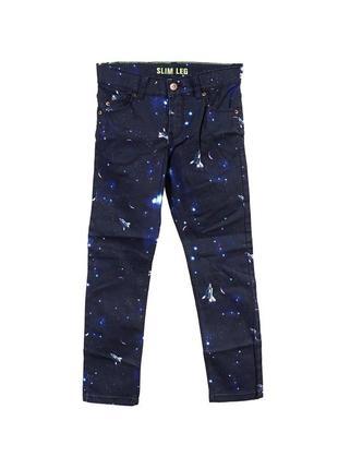 Джинсы h&m 0288187002 синего цвета