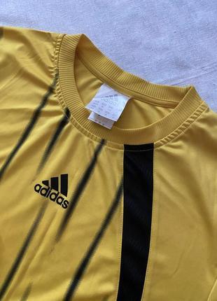 Adidas адидас футболка для спорта бега унисекс