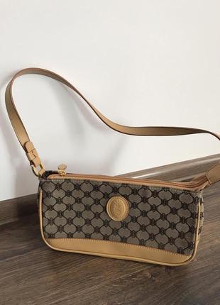 Вінтажна сумка-багет