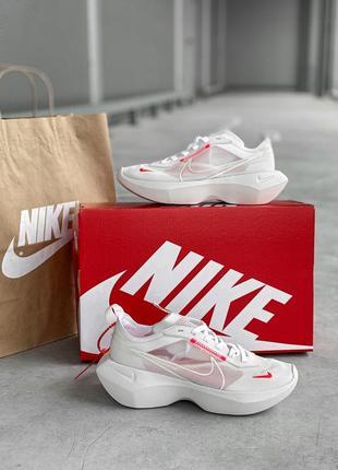 Nike vista lite white белые🔺женские кроссовки макни серый матовый🔺36-40