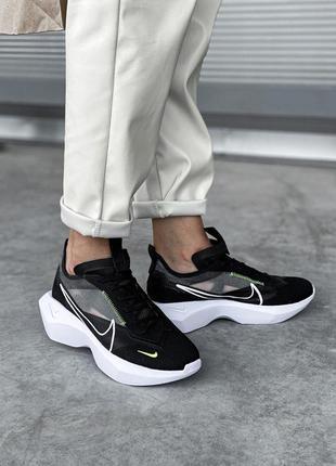 Nike vista lite black чёрные женские кроссовки наложенный платёж купить кросівки