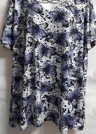 Крутая футболка блузка