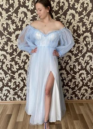 Ніжна та ексклюзивна сукню індивідуального пошиття