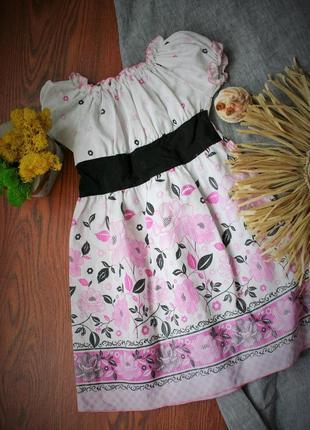 Супер плаття в квітковий принт