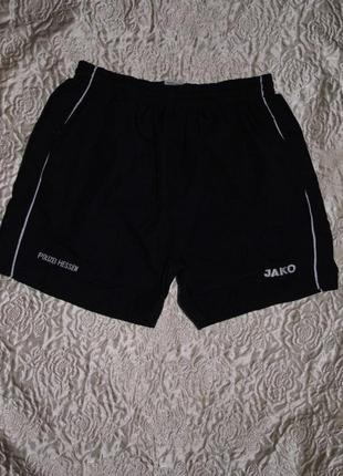 Спортивные шорты с трусами внутри  - jako 7 - l