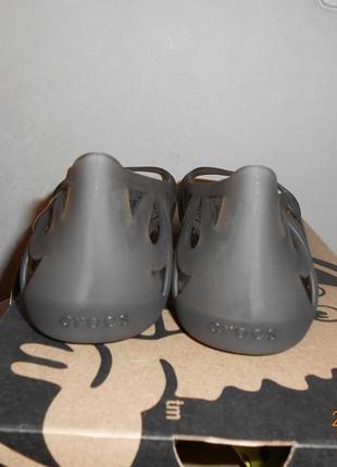 Балетки crocs р. w10 -26,5см. оригинал.3