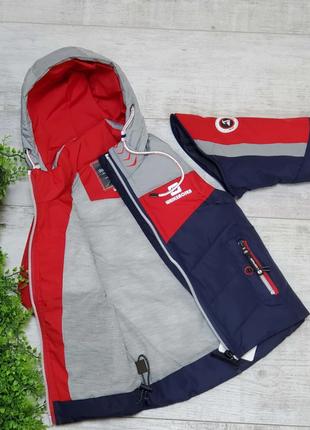 Куртка-жилетка. стильная, удобная, качественная