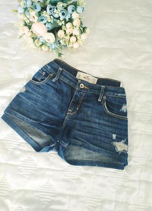 Короткие шорты hollister , l