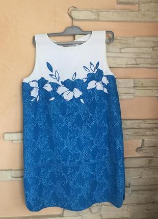 Платье-туника vdp