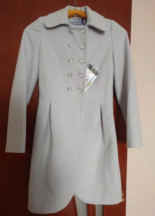 Демисезонное женское пальто тм season