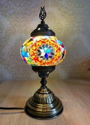 Светильник лампа в восточном стиле