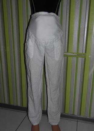 Летние брюки беременной -  yessica eu 40 - германия - оригинал