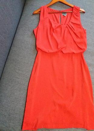 Легкое летнее платье calvin klein