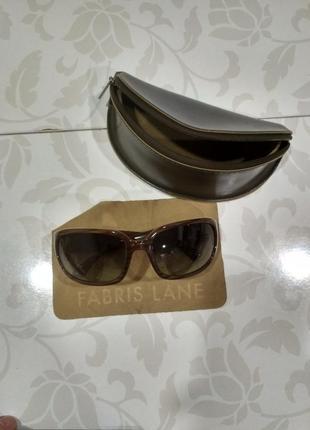 Женские прямоугольные солнцезащитные очки fabris lane