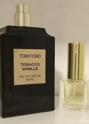 Tom ford tobacco vanille - распив! 10мл+ флакон в подарок!1 фото