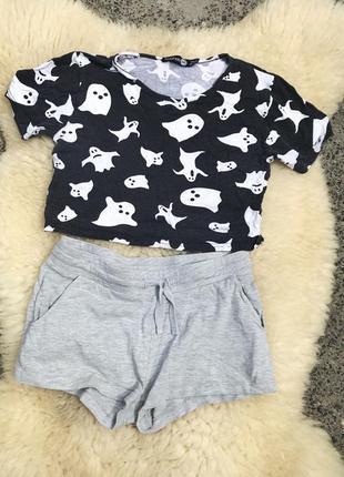 Пижама boohoo