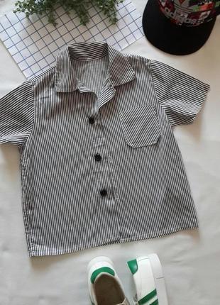 Дитяча сорочка на 5-6 років 🎁 1+1=3