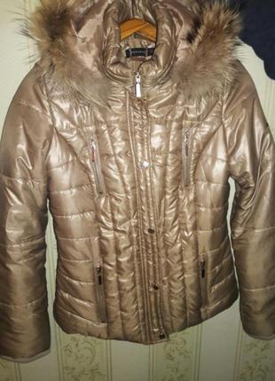 Женская куртка(новая)reserved