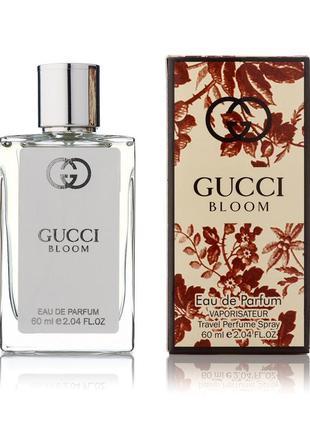 Женский мини парфюм gucci bloom - 60 мл