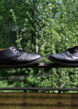 Шкіряні туфлі ecco 36 р.