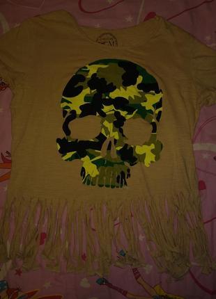 Оригинальная футболочка необычная, унисекс, мужская футболка женская