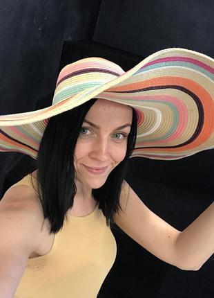 Шляпа летняя/распродажа