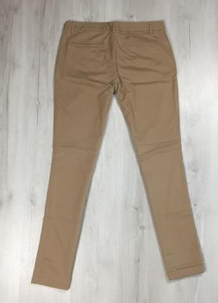 N9 чиносы gap гап бледнокоричневые штаны бежевые