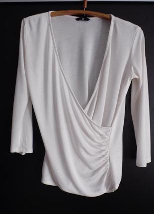 Трикотажная блуза h&m