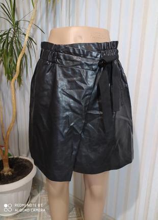 Новая классная юбка с зарахом от cropp town