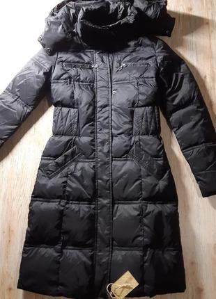 Фирменный натуральный пуховик куртка ltb  лтб xs
